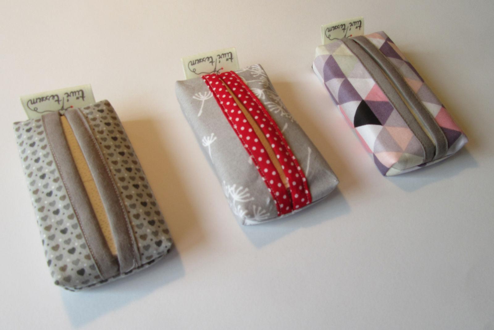 PZST - papírzsebkendő tartók